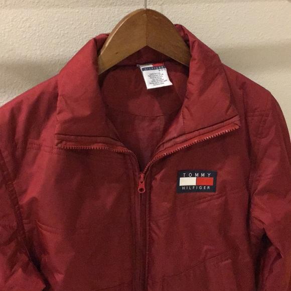 90's Tommy Hilfiger jacket #vintage #tommy #style #jacket